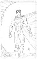 Man of Steel by vmarion07