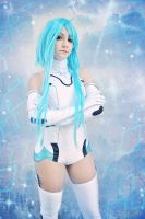 White Heart by Saru-Cosplay