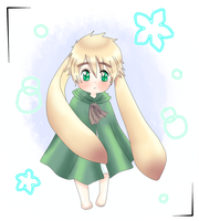 Hetalia - Curious Little bunny by Mi-chan4649