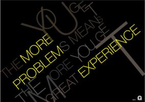 more problem experience by gezl