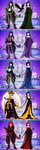 Sailor Senshi of Darkness. by TheArchosaurQueen