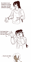 You're not funny by Hakari-chan