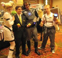 Portal 2 Cosplay by ACSephiroth