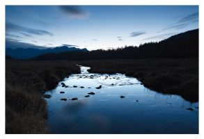 Val Buscagna at night by FrozenWhisperx