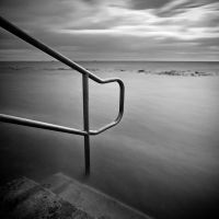 Steps To The Sea by Phil-Norton