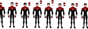 Spidey Redesign Concept: Peter Parker by SplendorEnt
