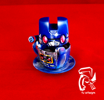 Mini Cup of Tea Soundwave by FullerDesigns