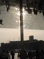 illusion of reflection and light by amitm123