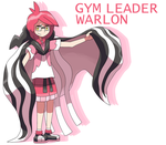 Gym Leader Warlon by Smiley-Fakemon