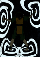 Toph's creation by cinemaniacojean