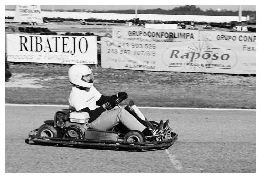 Karts on sunday by fredl