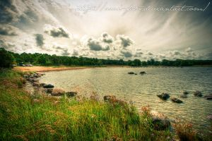Down by the Water by Arai-Foto