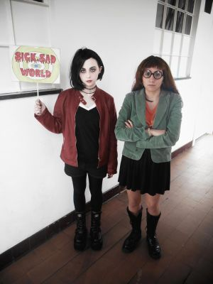 Jane and Daria by June-Rosenfield