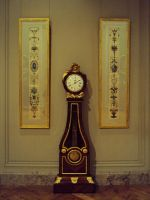 Ornamental Clock by Humble-Novice