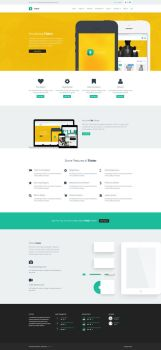 Flatter - Multi-Purpose Theme for Your Creativity by DarkStaLkeRR