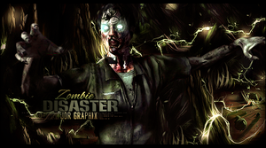 Disaster Zombie by Eunice55