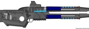 R426 Plasma Shock Rifle by Marksman104