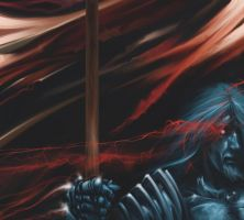The Blood King SP by BGorilla