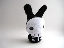 Skeleton Moon Bun - Plush You by MoonYen