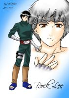 Rock Lee... ROCK LEE??? by lucrecia