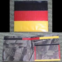 German_Camo Wallet by somechick73