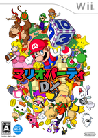 Mario Party DX (Remake) by doctorWalui