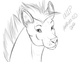 WIP Another Sketch by HotrodsImpulse