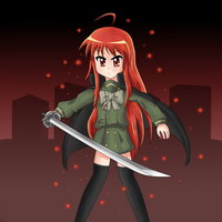 Shana by Yukii-chann