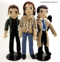 Team Free Will by leftandrightdolls