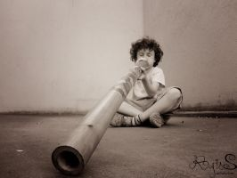 Didgeridoo: Scream your Breath by RojisS