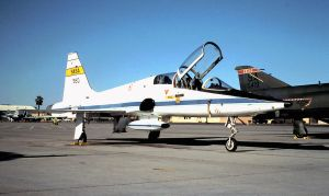 NASA T-38 old marks for Jbak by F16CrewChief