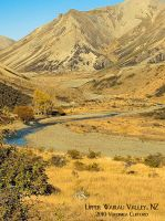 NZ. Upper Wairau Valley 2 by Von-Chan
