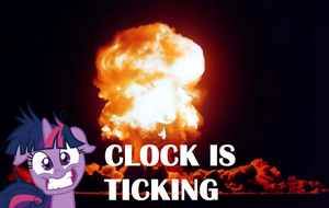 Clock is ticking by thefieldsofice