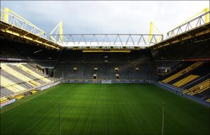Stadion BVB Suedtribuene by skywalkerdesign