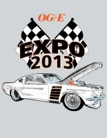 2013 Expo-car Logo by Saablym