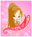 Winx: Kate by DragonShinyFlame