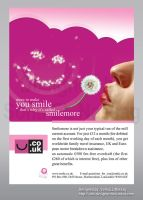smile.co Flyer by solo-designer