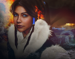 Real life - Korra by Nikmarvel