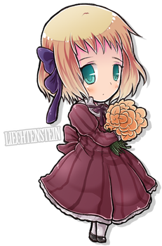 Chibi Series - Liechtenstein by say0ran