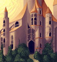 Cathedral by BobShmob