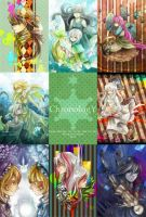 Sound Horizon. Chronology Postcards by kagurafuuko