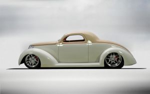 37 Ford Coupe by lovelife81