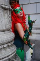Poison Ivy- Waiting.. by FallMoonlitRose