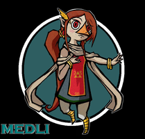 Adult Medli by Rito-Tribe