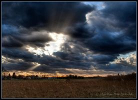 Storm is coming III by Haufschild