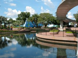 Blue Reflections Contest Ent 9 by WDWParksGal-Stock