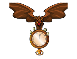 Clockwerk - Now is the time... by celeceravian
