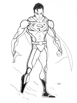 Superman _ armor by tryin2get-there
