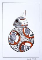BB8 by Anbeads