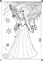 Winter Fairy by GamingGirl73